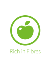 Rich in Fibres